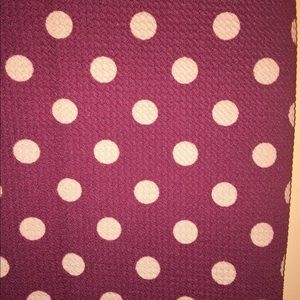 Steady Clothing Skirts - Polka Dot Wiggle Skirt in Ruby Pinup Rockabilly 917a250a9